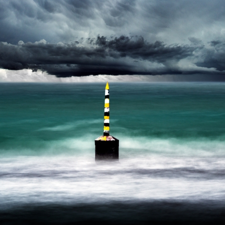 Stormy Day, Cottesloe Beach WA