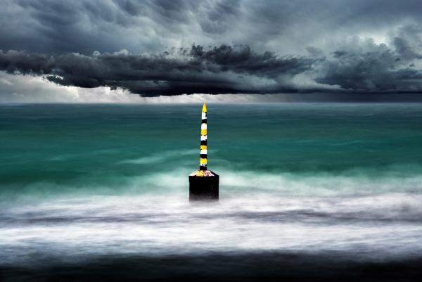 Stormy Day, Cottesloe Beach WA