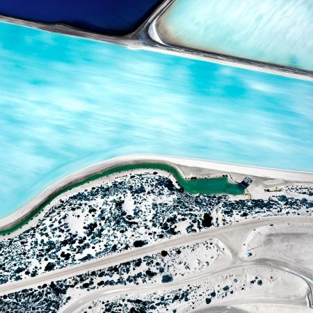 Useless Loop Aerial #14, Shark Bay WA