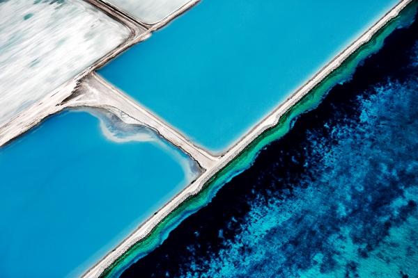 Useless Loop Aerial #18, Shark Bay WA