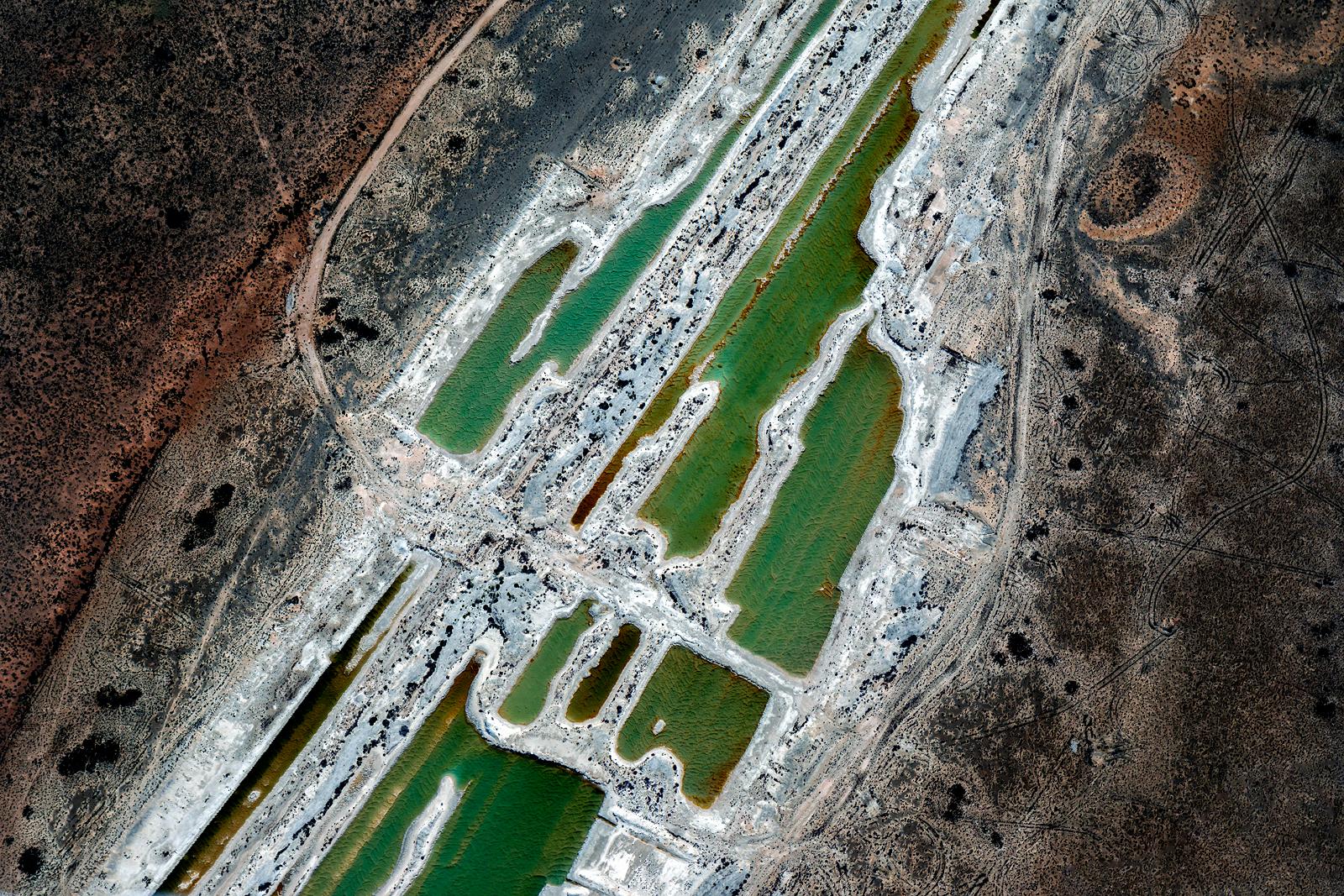 Useless Loop Aerial #19, Shark Bay WA