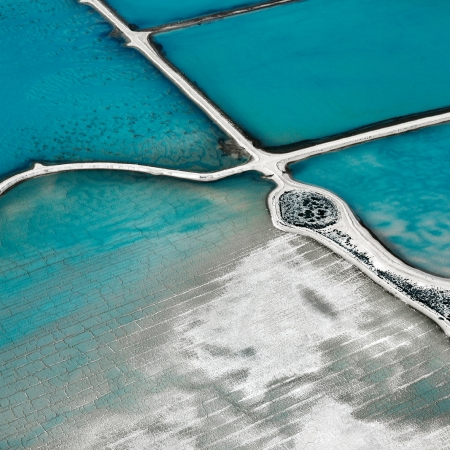 Useless Loop Aerial #2, Shark Bay WA