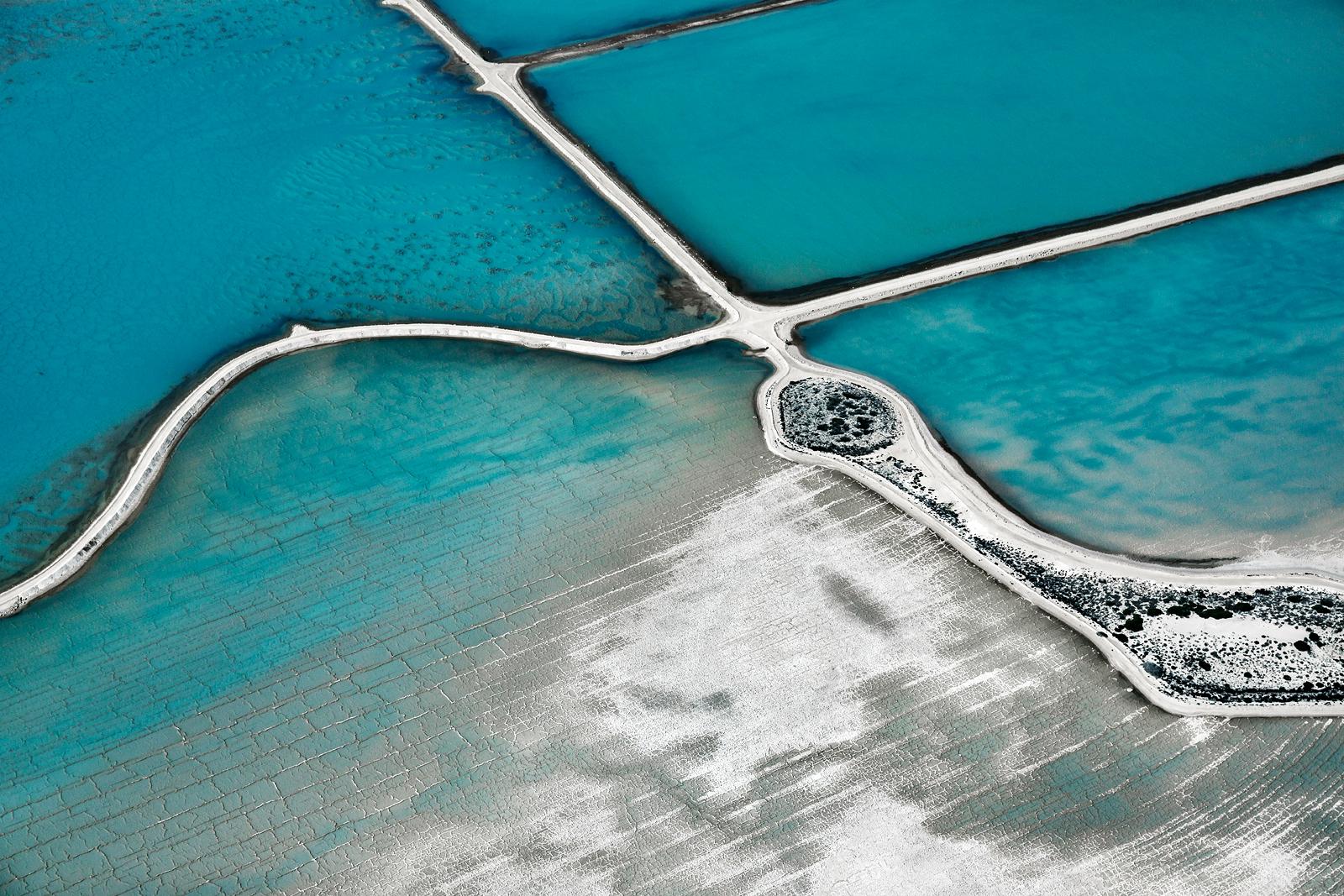 Useless Loop Aerial #2, Shark Bay WA