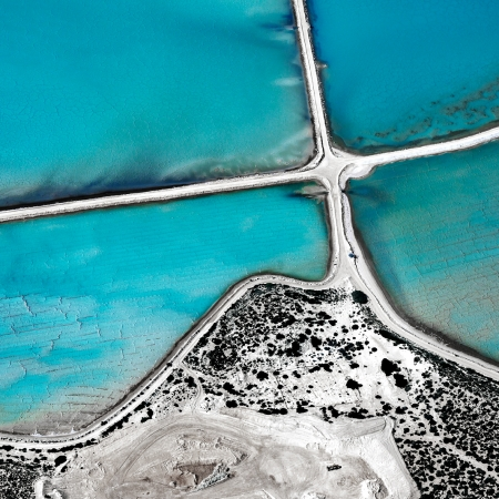 Useless Loop Aerial #3, Shark Bay WA