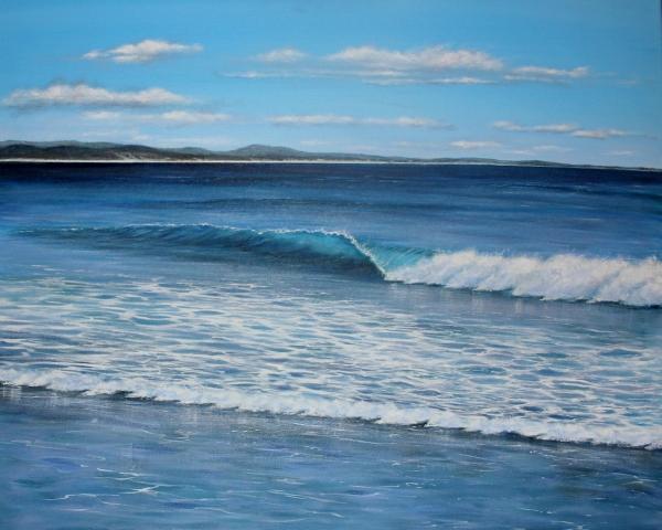 Beach Break, Byron Bay