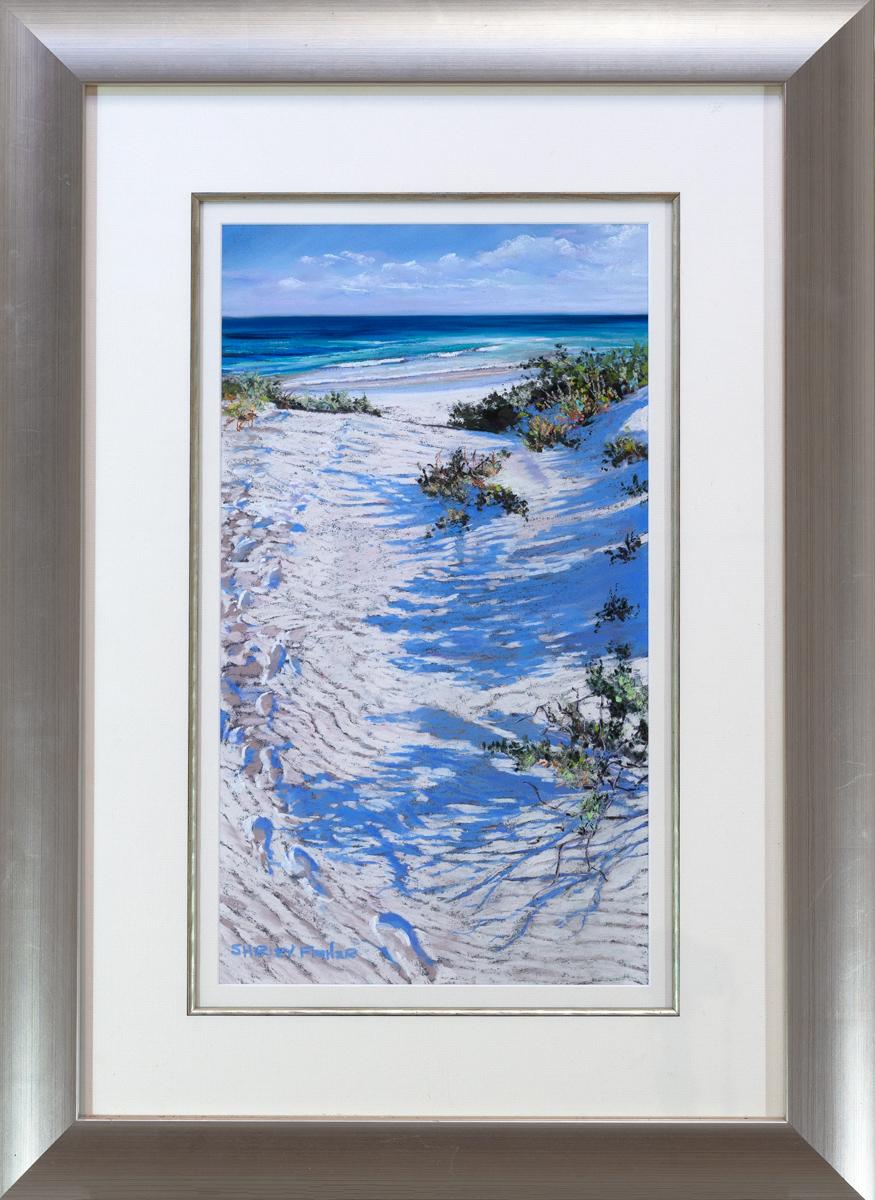 Coastal Tranquility Framed