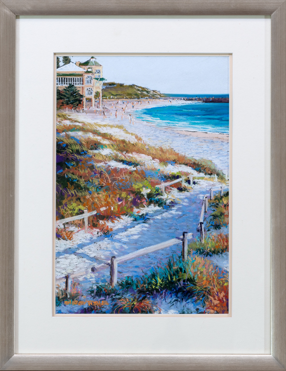 Cottesloe Colour Framed