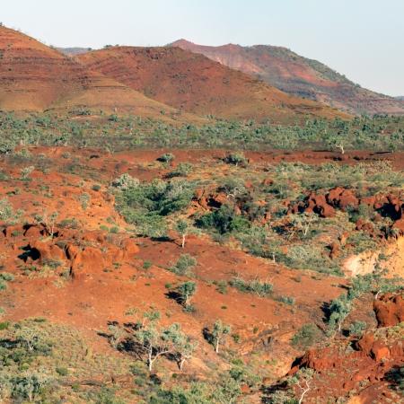 Hamersley Range Panorama