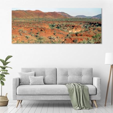 Hamersley Range Panorama in a room