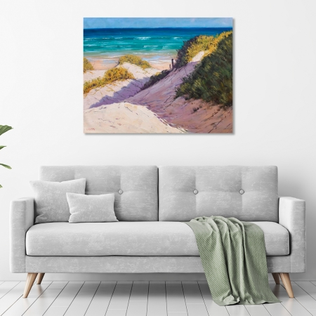 Dunes to the Beach, Central Coast, NSW in a room