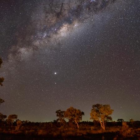 Milky Way Karijini