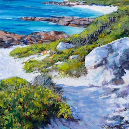 Redgate Back Beach