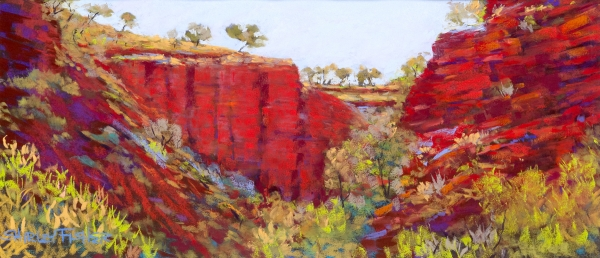 The Rugged Pilbara