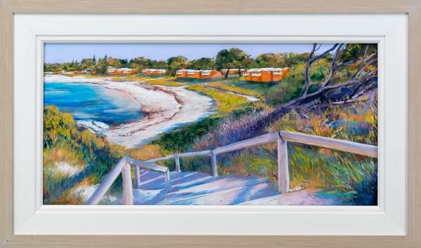 Thomson Bay, Bathurst End Framed