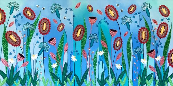 Blooming Abundance