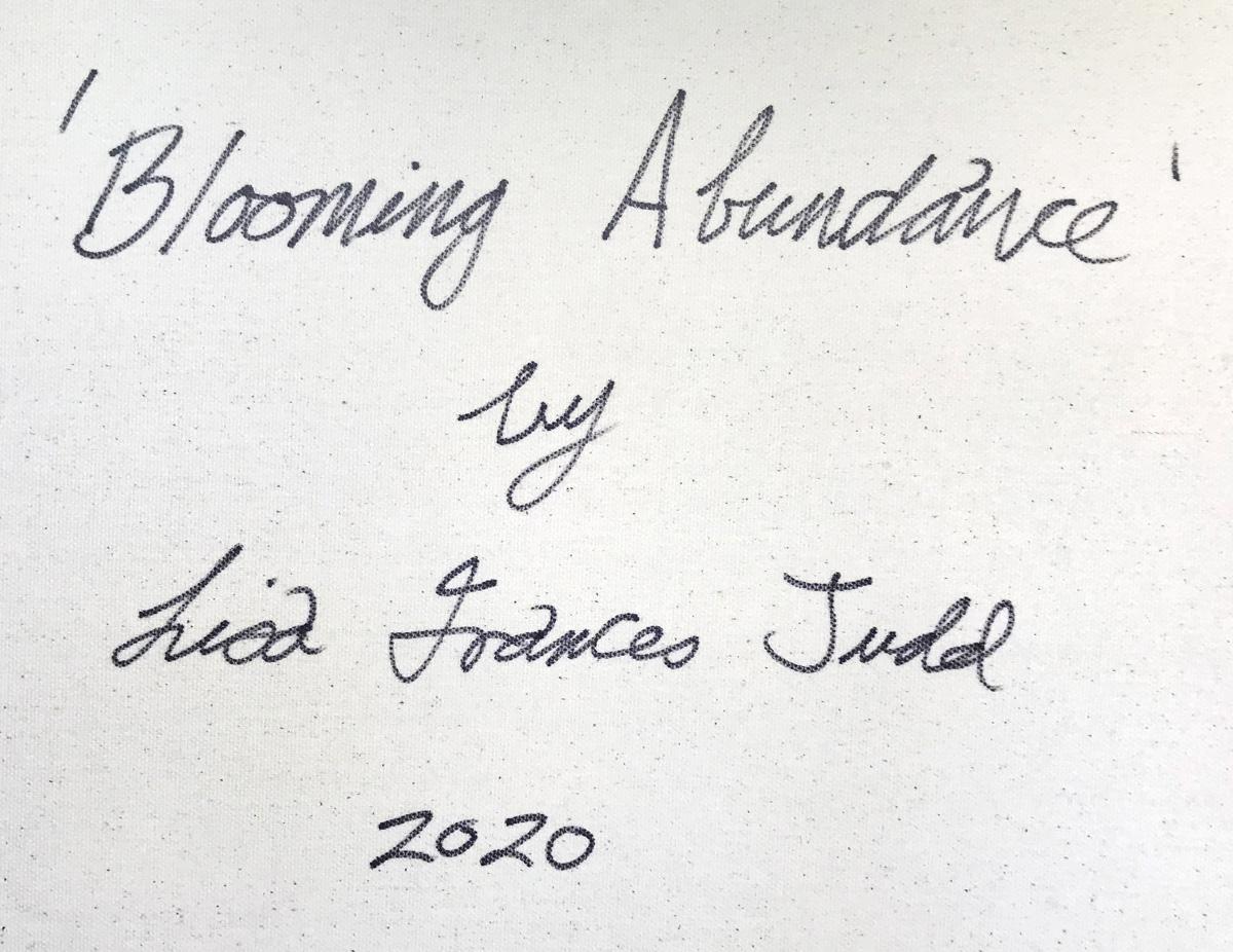 Blooming Abundance signature