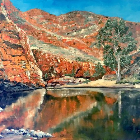 'The Billabong' Ormiston Gorge II