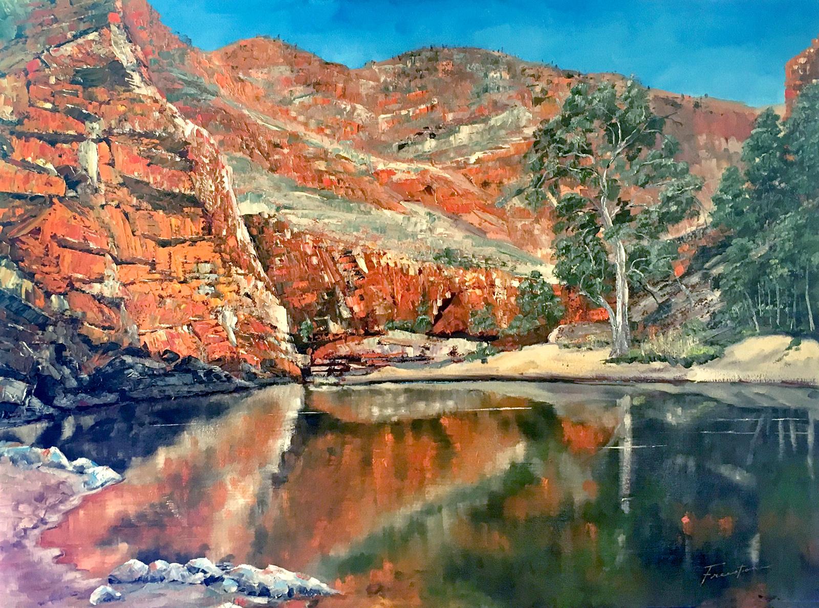 'The Billabong' Ormiston Gorge II