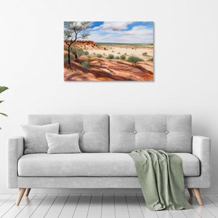 Yaddemooga Hills in a room