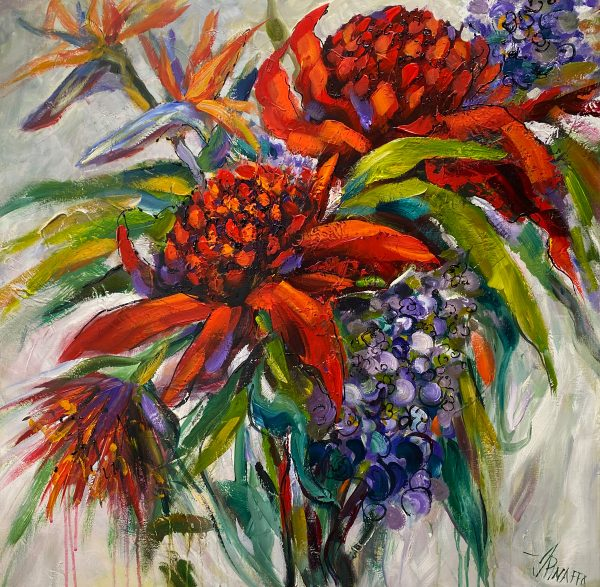Red Waratahs and More