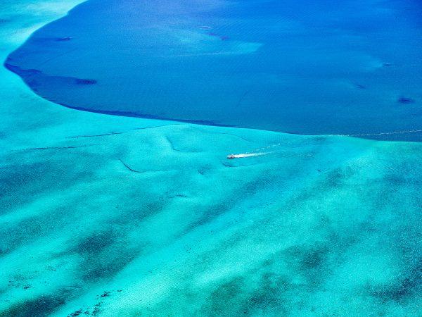 DSF3338 - Abrolhos Islands Aerial